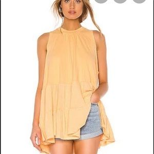 Free People Right On Time tunic size Small NWT.